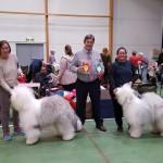 Norsk Berner Sennenhundklubb, 24.04.16